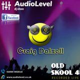 Old Skool 4 | Craig Dalzell Live @ AudioLevel (01/09/2019)