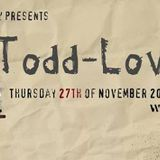 House Of Love Radio Show pres.DJ Todd - Love guest mix 27.11.2014
