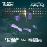 Adam Kancerski b2b Nitrous Oxide - We Love Trance CE 027 (27.01.2018 - Club Chic - Poznan)