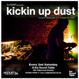 DJ Kemit presents Kickin Up Dust November 2015 Promo Mix