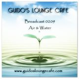 Guido's Lounge Cafe Broadcast 0209 Air & Water (20160304)