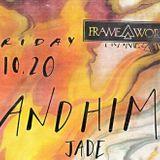 Andhim - Live @ Live @ Framework, Sound (Los Angeles) - 20-OCT-2017