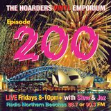 The Hoarders' Vinyl Emporium 200 - 'Show 200' FOUR HOURS