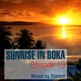 Sunrise in Boka EP. 19 Mixed by Stamm