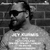 Jey Kurmis - Pioneer DJ's Playground