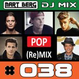 Mart Berg - DJ MIX 38 (POP edition) [Best of House & Electro]
