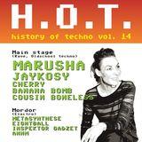 Cousin Boneless - DJ set @ History of Techno vol. 14   31.10.2015   Projekt LAB