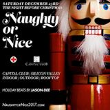Naughty Or Nice Christmas Mashup MegaMix (Silicon Valley Capital Club SJ)