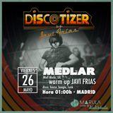 Discotizer Marula Café by Medlar (Wolf Music / U.K.)