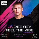 Deekey - Feel The Vibe 040 (Astero Guest Mix) [Record VIP House] (07.12.2017)