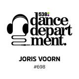 The Best of Dance Department 698 with special guest Joris Voorn