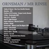 ORNSMAN B2B MR RINSE