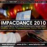 DJ SHINYA - IMPACDANCE LIVE SESSION 21.10.2010 WWW.DI.FM