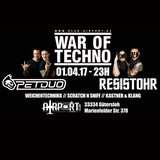 Resistohr vs. PETDuo - 4 hour 4 decks set @ Airport Club Güthersloh, Germany - 01.04.17