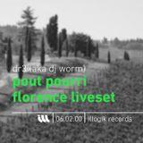 DR3 (akaDJWorm) - Pout Pourri Florence - 060200