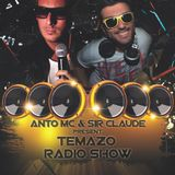 Sir Claude & Anto MC Temazo Radio Show 1 Week August 2015