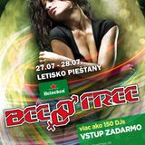 Tek Tomek on BeeFree 2012 //Live from Airport Piešťany (Slovakia)