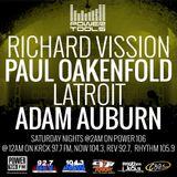 Powertools Mixshow - Episode 7-9-16 Ft: Paul Oakenfold, Latroit, & Adam Auburn