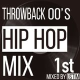 Throwback 00's HIPHOP MIX 1st