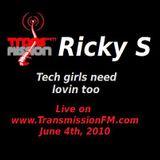Tech girls need lovin' too