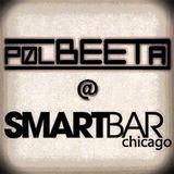 POLBEETA LIVE @ SMART BAR (Chicago, March 2012)
