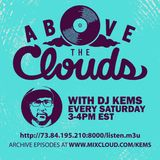 Above The Clouds w/ Guest Disc Jockey Shea - #101 - 8/5/17