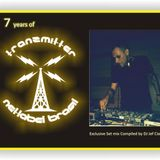 7 years of Tranzmitter Netlabel- Exclusive  set mix compiled by DJ Jef Ciarvi