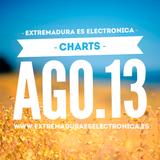 EXTREMADURAESELECTRONICA CHART 001# AGOSTO 2013