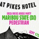 Adam Daniels - Ibiza Rocks House Party at Pikes - Saturday 17th September 2016 w/ Maribou State