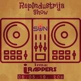 RepIndustrija Show br. 170 Tema: i Rappers