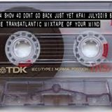 The Transatlantic Mixtape of Your Mind Series 4  Show 40