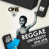 The Reggae University Show - Urbano 106 - 12 Agosto 2017 - Rototom Artist Review&Natural Dub Premier
