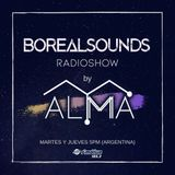 BorealSounds Radioshow / Episode 02 by ALMA (ARG)