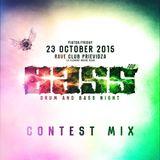 BASS 100 // DJ CONTESTMIX