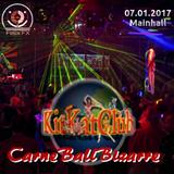 Live-Set@CarneBallBizarre im KitKat-Club am 07.01.2017 - Set 1