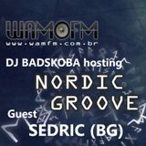 Nordic Groove with Guest SEDRIC (BG)