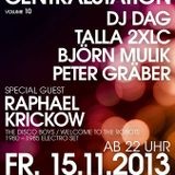 DJ DAG @ Dorian Gray Party X Grosser Club Centralstation Darmstadt (15-11-2013)