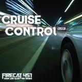Firecat 451 Presents: Cruise Control Vol.3 - A Drum & Bass Mix Series