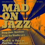MADONJAZZ - From the Vaults vol 2: Deep Jazz Sessions
