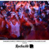 Rockwild Party 16/05/15. Live dj set by Umberto Palazzo part 1: 3 AM-4AM (Rockwild 02 C-60 )