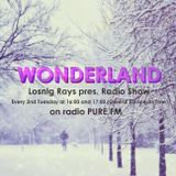 Losing Rays@Wonderland Radioshow #35 on Pure FM