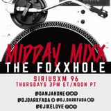 SIRIUS XM 96 FOXHOLE MIDDAY MIX EVERY THURSDAY MIXED BY DJ IKE LOVE (01-12-2017)