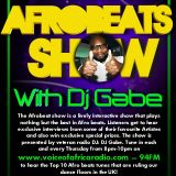 Dj Gabe Presents the Afrobeats Show
