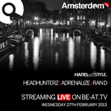 Headhunterz @ Hard With Style 1-to-1 - Be-At.TV