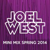 Joel West - Mini Mix Spring 2014
