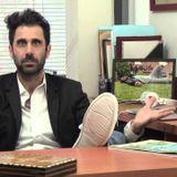 Episodio 12: Comedia y existencialismo con Esteban Menis