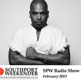 Southport Weekender Radio Show - February 2013