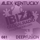081.DEEPFUSION @ IBIZAGLOBALRADIO (Alex Kentucky) 04/04/17