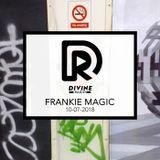 Frankie Magic - Live on Divine Radio - 10-07-18
