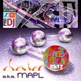 Happy Birthday 2k17 NENU Remixed By Chester (MAPL)